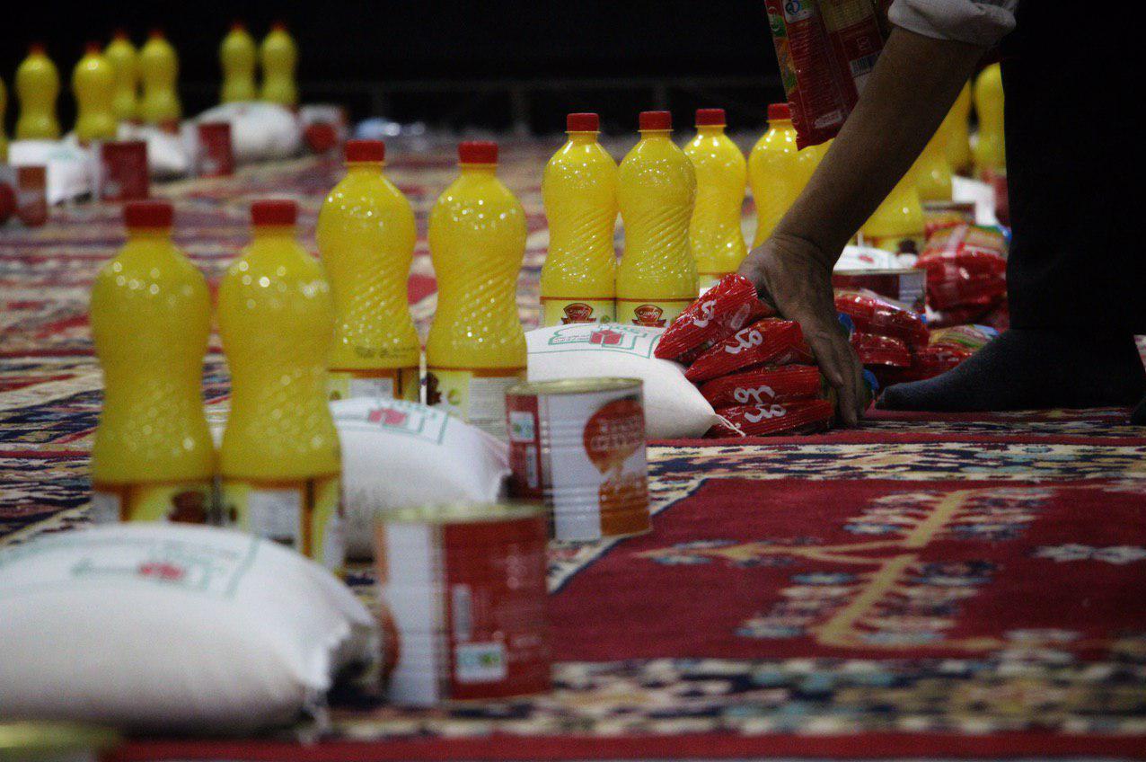 13990426000541 Test NewPhotoFree - لبیک مسجدیهای ارک به توصیه مجدد مقام معظمرهبری/ ۳۱۵ بسته ارزاق به نیازمندان رسید
