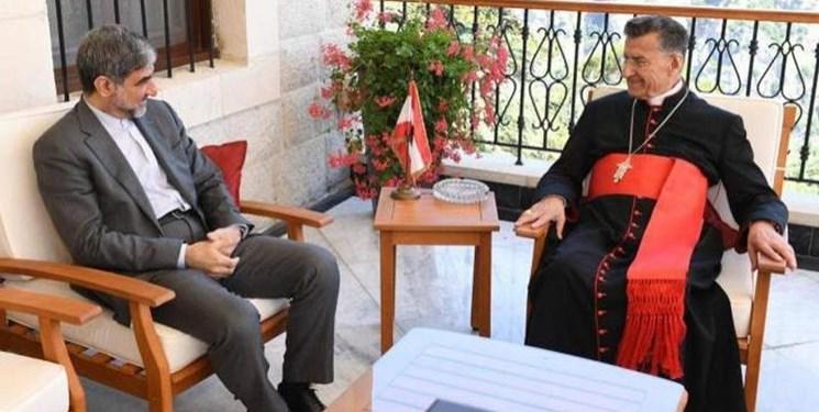تأکید سفیر ایران بر آمادگی تهران برای کمک به لبنان