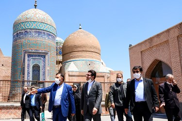 سفر سخنگوی وزارت امور خارجه به اردبیل