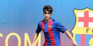 هافبک جوان بارسلونا 3 ماه خانه نشین شد