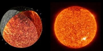 نمایش نزدیک ترین تصاویر از خورشید