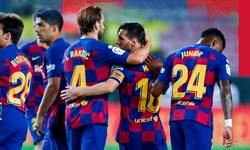 خانه تکانی بزرگ در بارسلونا/همه در لیست فروش به غیر از 4 بازیکن