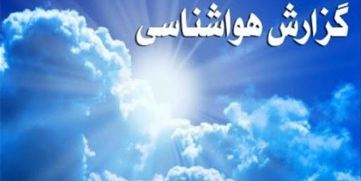 تداوم باد و هوای گرم تا فردا در آسمان مازندران