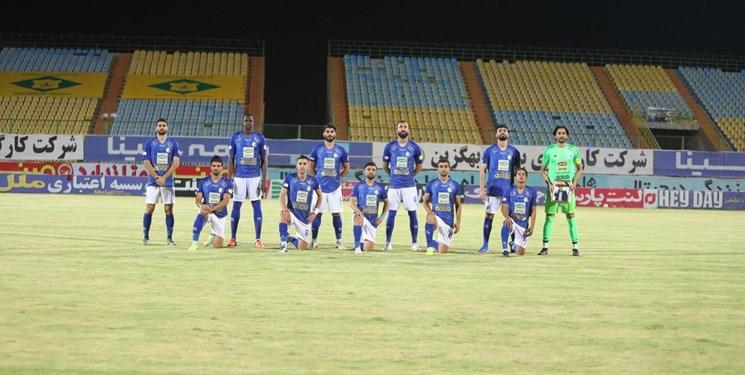 ترکیب تیم استقلال برای بازی با نساجی مشخص شد