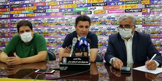 قلعهنویی: توپی که قربانی گل نکرد را در 40 سال فوتبالم ندیدم/ مسئولیت این باخت بر عهده من است