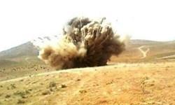 انفجار مین در «مهران» 3 کشته و یک زخمی  برجای گذاشت