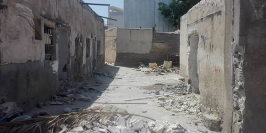 فیلم| آواره شدن مهاجرین جنگ تحمیلی در بوشهر