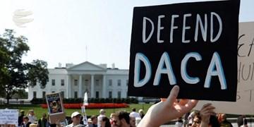 اختلاف در دولت فدرال آمریکا بر سر برنامه مهاجرتی «داکا»