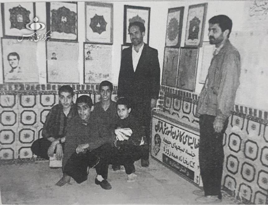13990428000679 Test NewPhotoFree - دیدار با معلم خصوصی فرزندان شیخ «احمد کافی»/ خانه شیخ، کمیته امداد قبل از انقلاب بود