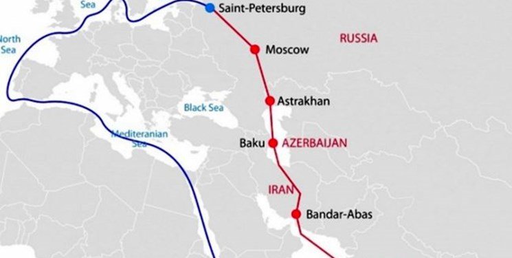 کارشناسان بین المللی: کریدور هند- روسیه-ایران اثر تحریمها را خنثی میکند