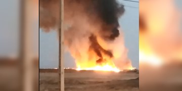 انفجار لولههای نفتی در بندر امام خمینی (ره) صحت ندارد