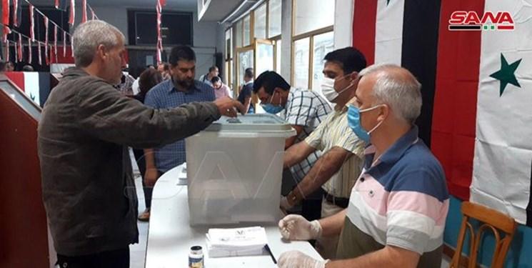 انتخابات پارلمانی سوریه از صبح امروز آغاز شد+تصاویر