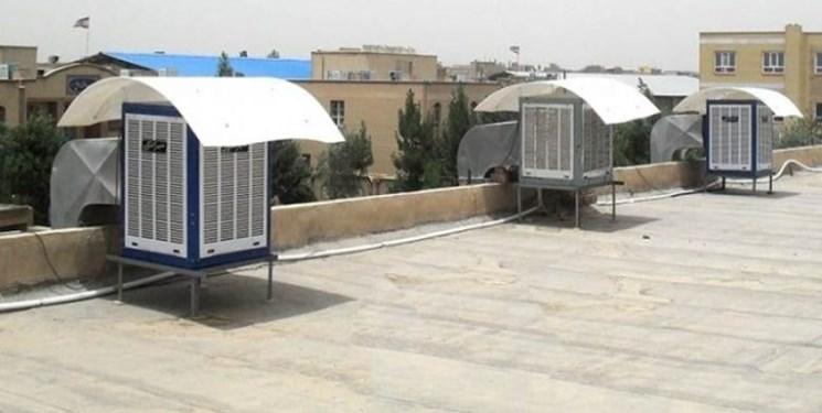 کولرهای آبی باید خارج از ساختمان قرار گیرد/ ضرورت استفاده از ماسک مقابل باد کولر در اماکن عمومی