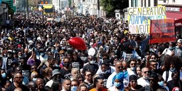 ادامه تظاهرات ضدنژادپرستی در فرانسه، آلمان و آمریکا