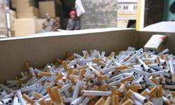 قاچاق سیگار کاهش یافت + سند