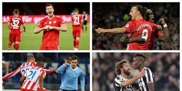 5 انتقال فوقالعاده ولی رایگان در 10 سال اخیر فوتبال اروپا