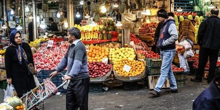 نرخهای رنگارنگ از این سر تا آن سر بازار گچساران/دلیلی مضحک برای گرانی میوه و ترهبار