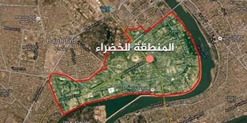 منابع عراقی از حمله راکتی به منطقه سبز بغداد خبر دادند