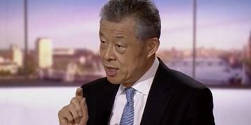 هشدار سفیر چین در انگلیس درخصوص عواقب لغو قرارداد هوآوی