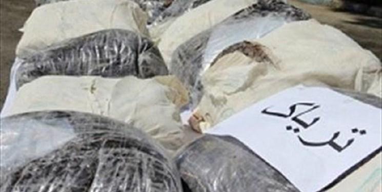 کشف ۲۹ کیلوگرم تریاک از ۲ توزیعکننده مواد مخدر در ساوه