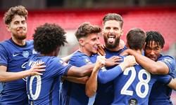 فیلم/گلهای چلسی در این فصل از لیگ قهرمانان اروپا
