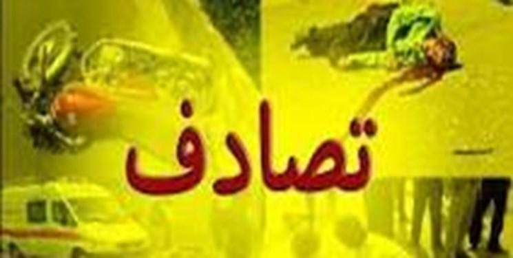 وقوع تصادف مرگبار در یکی از بلوارهای شیراز