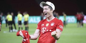 لواندوفسکی، بهترین بازیکن فصل بوندس لیگا/سانچو و کیمیش دوم و سوم شدند