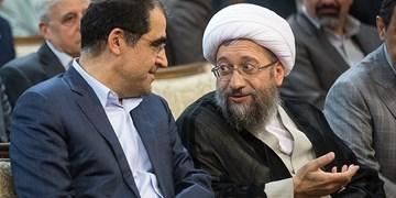 رئیس مجمع تشخیص مصلحت نظام به وزیر سابق بهداشت تسلیت گفت