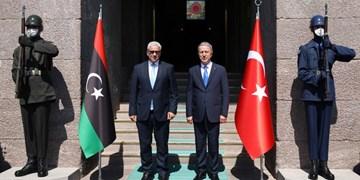 وزیر کشور دولت وفاق ملی لیبی با وزیر دفاع ترکیه دیدار کرد