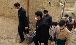 فیلم| توزیع بستههای معیشتی در مناطق محروم مشهد