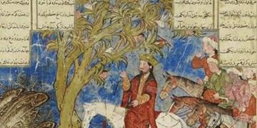 شاهنامه ابوسعیدی از شاهکارهای هنر مکتب تبریز