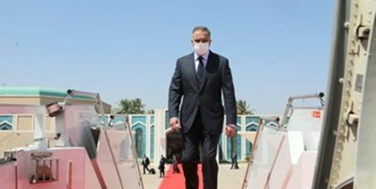 «سائرون»: اخراج فوری نیروهای آمریکا از خاک عراق، مهمترین اولویت سفر الکاظمی باشد