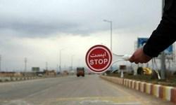 انسداد مقطعی آزادراه کرج-قزوین در پی انجام عملیات عمرانی