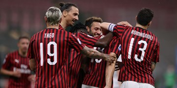 6 رکورد میلان در فصل 2019-2020 سری آ