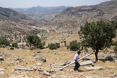 گروه جهادی ثامن الائمه(علیه السلام) از 10 سال پیش تاکنون در این منطقه حضور داشته و خدمات زیادی را به مردم ارائه کرده است.