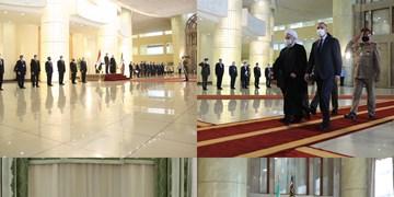 توضیح معاون ارتباطات دفتر رئیسجمهور درباره تغییر در تشریفات استقبال از الکاظمی