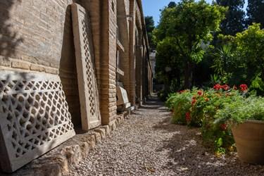 موزه سنگ های تاریخی «هفت تنان» شیراز