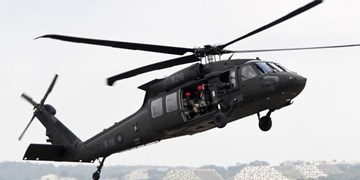 سانحه برای بالگردآمریکایی ارتش کلمبیا؛ یک «بلک هاوک» سقوط کرد