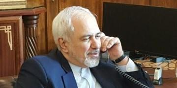 گفتوگوی تلفنی ظریف و همتای اوکراینی/آمادگی ایران برای پرداخت غرامت به خانواده قربانیان سقوط هواپیما