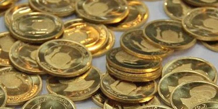 تغییر روند قیمت سکه بر خلاف قیمت ارز/ حباب قیمت سکه 2 میلیونی شد+ جدول