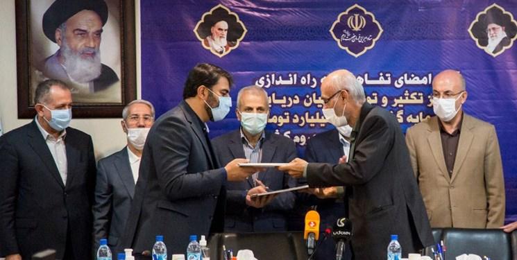 مشارکت ستاد اجرایی فرمان امام با بخش خصوصی برای پرورش ماهی در مناطق محروم