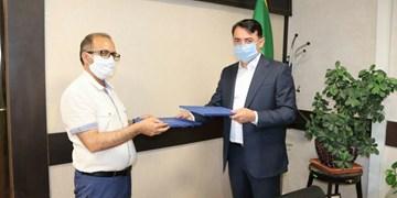 فیلم  امضای اولین قرارداد ساخت مسکن اقدام ملی در پردیس