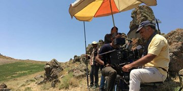 پایان فیلمبرداری «طرلان» در اردبیل