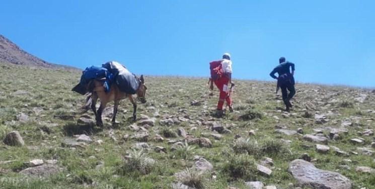 کشف جسد کوهنورد کشور پرو در ارتفاع ۳ هزار متری قله دماوند