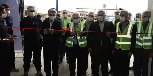 افتتاح بزرگترین واحد تولید کنسانتره در ارومیه