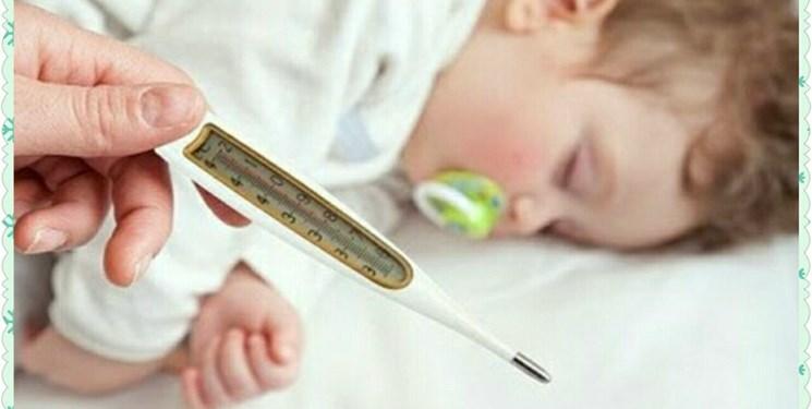 تست کرونای کودک 2 ساله ازنایی مثبت اعلام شد