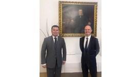 چشم انداز روابط محور دیدار مقامات ازبکستان و اتریش