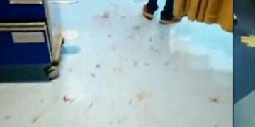 جزئیات حمله و ضرب و شتم کادر درمانی اورژانس بیمارستان باقرالعلوم اهر