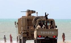 منابع دولت مستعفی منصور هادی: امارات در آستانه اشغال کامل ساحل غربی یمن است