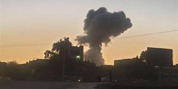 انفجار در یک کارگاه ساخت مهمات جنگی در سوریه